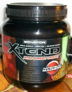 The New Scivation Xtend