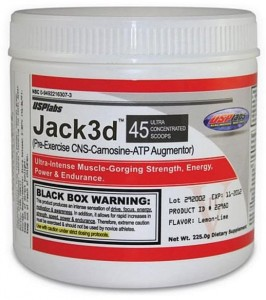 Jack3d - The One and Only