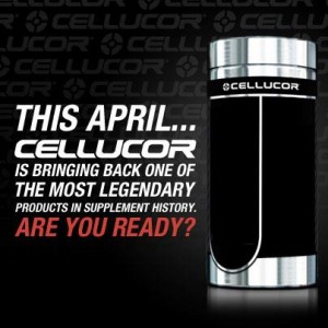 Could Cellucor P6 Black Be Coming in April?
