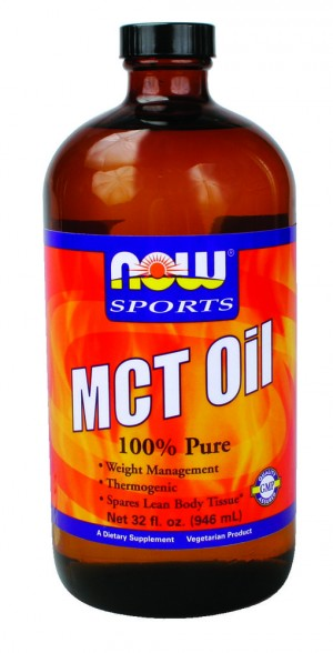NOW Foods MCT Oil - Great Thermogenesis at a Great Value!