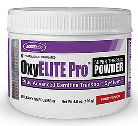 The New OxyELITE Pro Powder