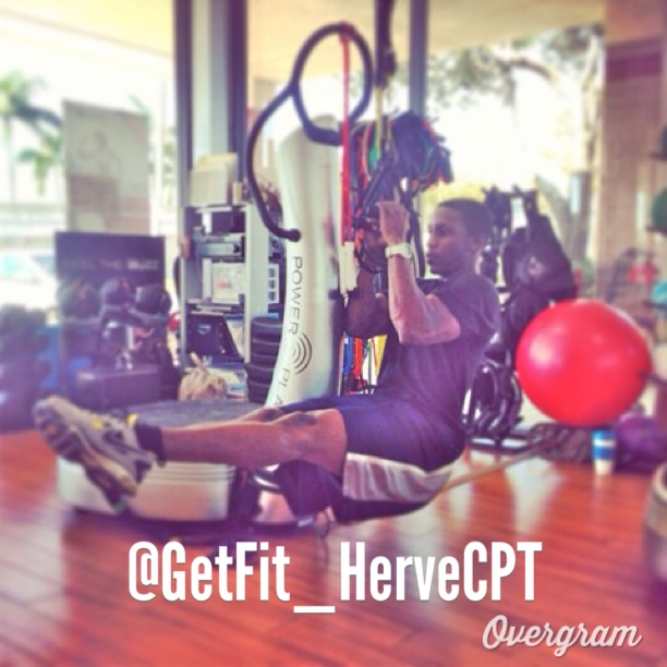 Get Fit with Herve