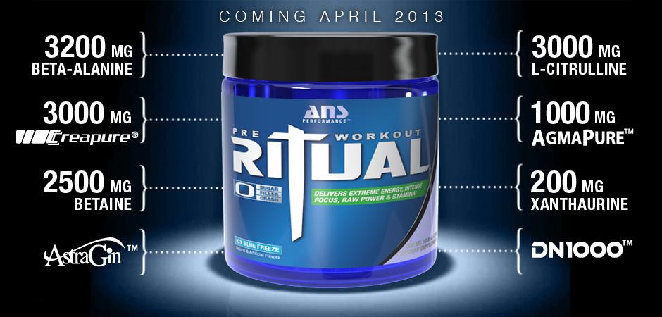 The Ritual Pre Workout