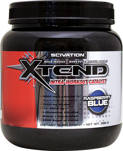 Scivation Xtend - Our Favorite BCAA Drink