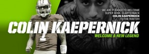 MusclePharm & Colin Kaepernick