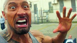 The Rock in Pain & Gain