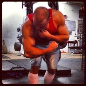 Colby Strunk's Fortitude Log and Easter Workout