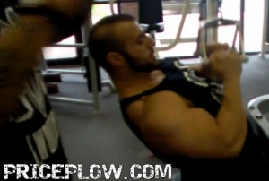Lat Exercises with Amin Shahry and CJ Woodruff