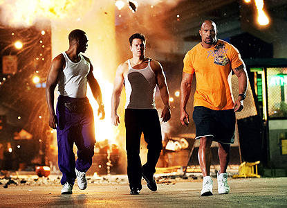 Michael Bay in Pain & Gain