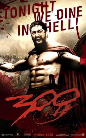 Gerard Butler 300 Body