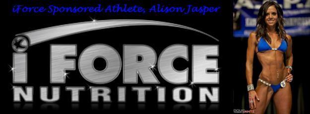 Alison Jasper of iForce Nutrition - This Week's PricePlow Admired Athlete!