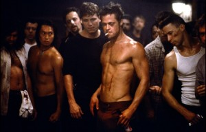 Fight Club Brad Pitt Body