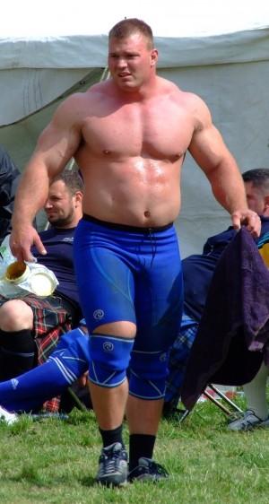 Strongman - Derek Poundstone