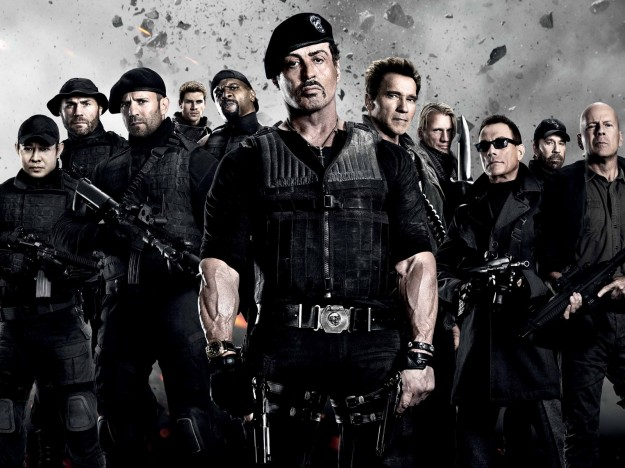 Alison Picks Her Favorite Expendables
