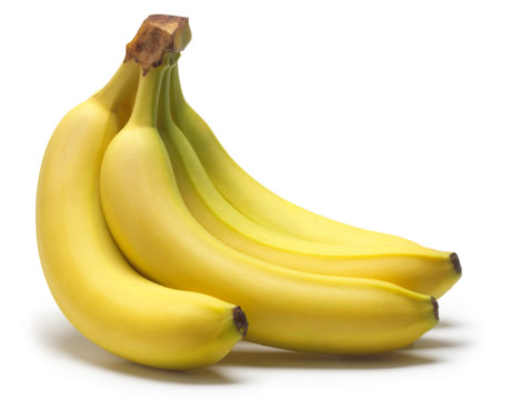 Potassium from Bananas!