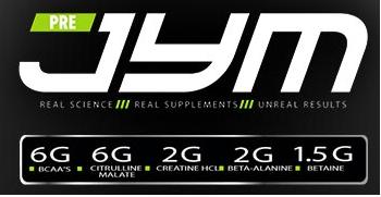 The Pre-Jym Ingredients