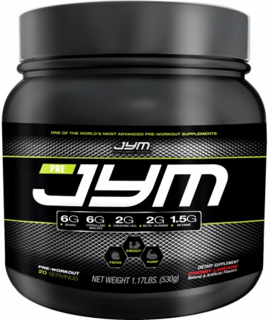 Meet the Man Who REALLY Formulated Pre-JYM