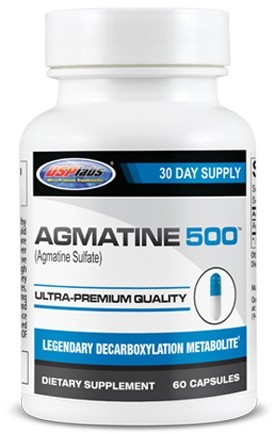 Agmatine 500 - Great Low Cost Stacker