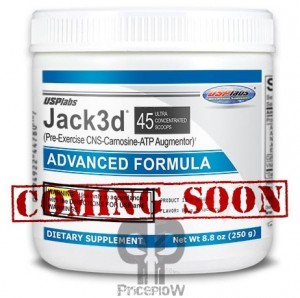 Jack3d Advanced Formula is Here!