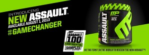 MusclePharm Assault's new formula is a knockout!