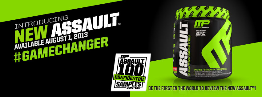 Musclepharm Ault S New Formula Is A Knockout