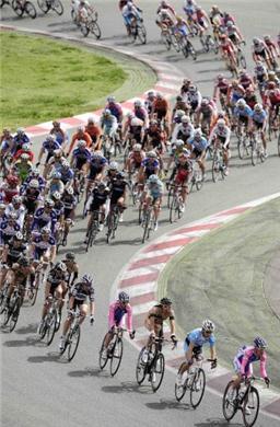 Endurance bike racing