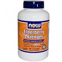 Elderberry lozenge