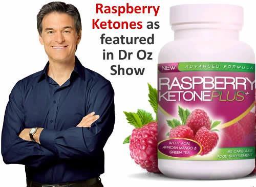 Raspberry ketones Dr. Oz