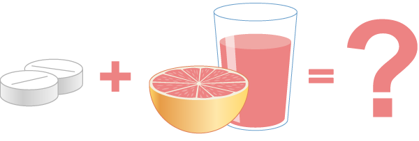 Grapefruit interactions