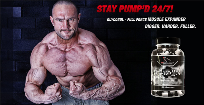 Glycobol is a top-selling muscle gainer for AI Sports Nutrition