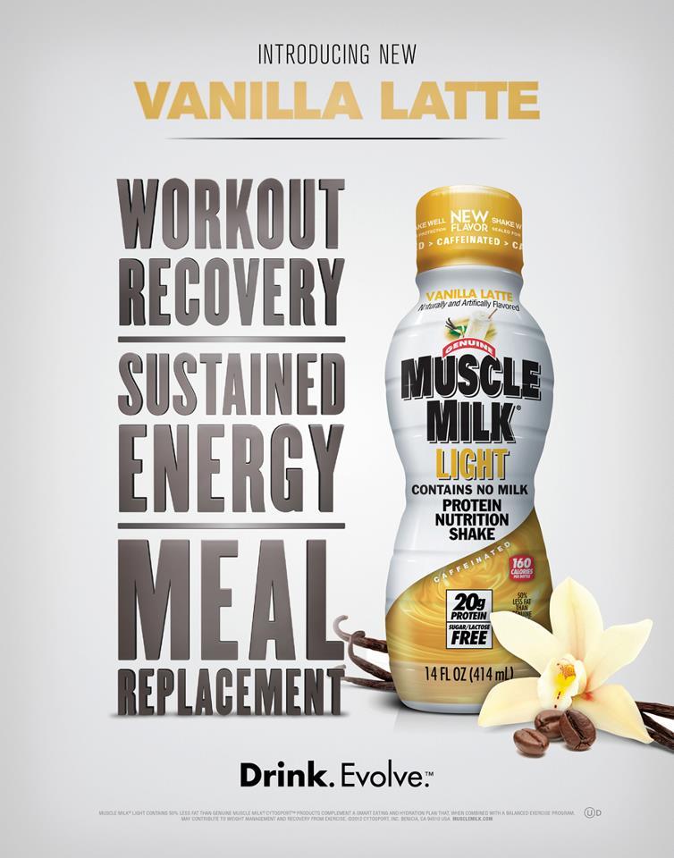 how to make muscle milk powder taste better
