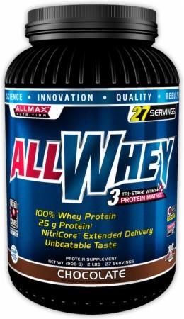 A rare drop on AllMax Whey Protein!