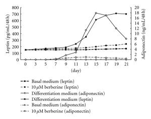 Berberine Results
