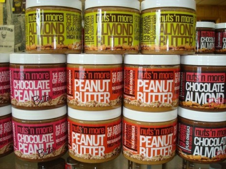 Nuts 'N More comes in more than half a dozen varieties