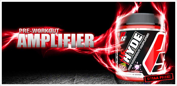 Mr. Hyde is THE High-Energy Pre Workout to Try!