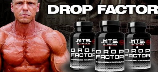 Drop Factor is a fat burner by MTS Nutrition.
