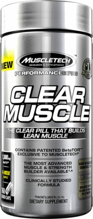 Clear Muscle is Out!