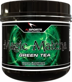 Magic Matcha Green Tea by AI Sports Nutrition