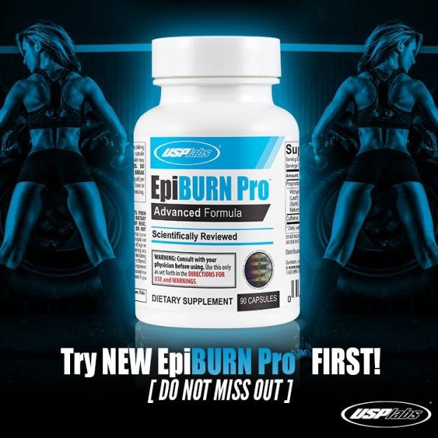 USPLabs Epi Burn Pro
