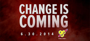 BSN - Change is Coming