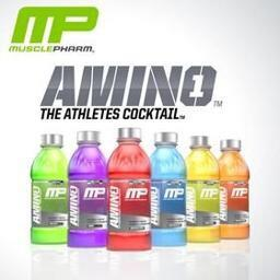 MusclePharm's Amino1 RTD Sports Drink - Coming in 2015!