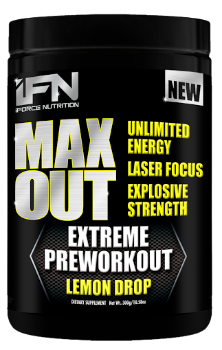 Dmaa Pre Workout >> iForce Max Out is Here! Our Analysis Inside.