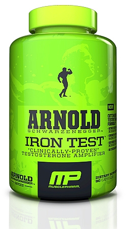 Arnold Iron Test is out - but are the ingredients properly formulated?