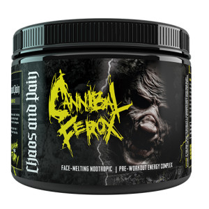 Cannibal Ferox - Face-Melting Nootropic