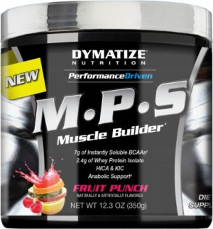 Dymatize MPS Close-Up