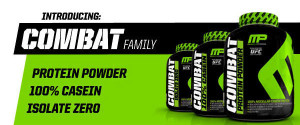 MusclePharm Isolate Zero
