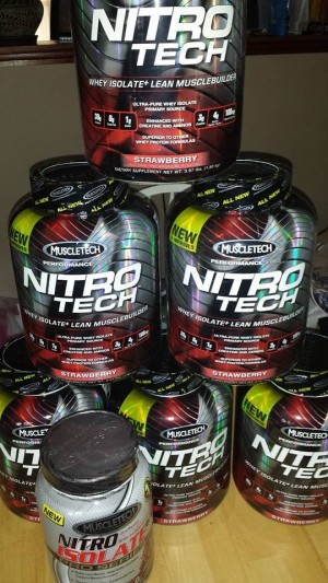MuscleTech Deals