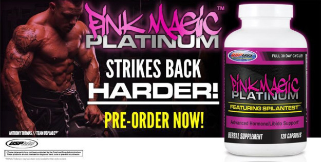 Pink Magic is Back!