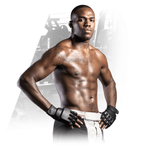 Jon Jones - MuscleTech