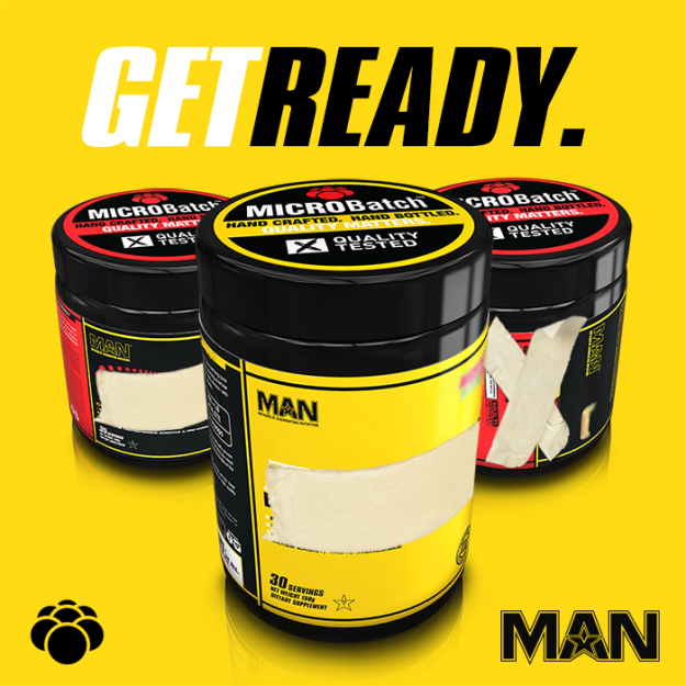 MAN Sports 2014 New Products